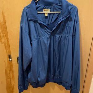 Gander Mtn. Blue windbreaker jacket
